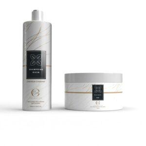 shampoing et masque ricin