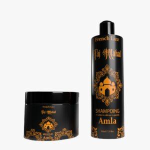 shampoing et masque amla